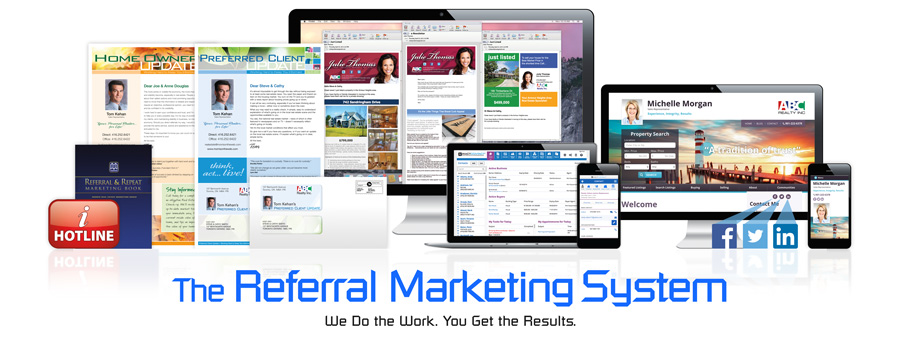 The Referral Marketing System