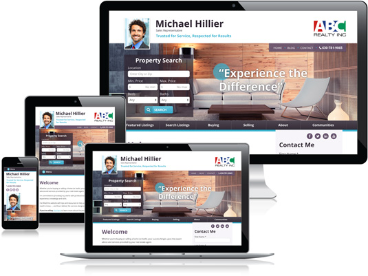 Michael Hillier's Realtor website
