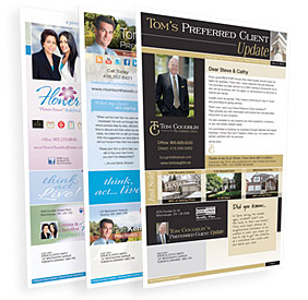 direct mail newsletters