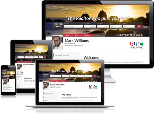 Mark Williams's Realtor website