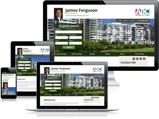James Ferguson's Realtor website